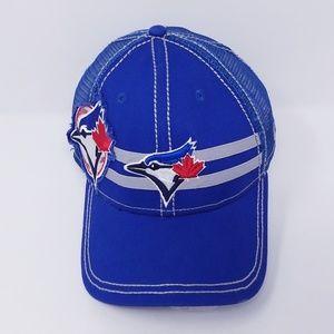 New Era Women's Blue Jays Baseball Cap S/M